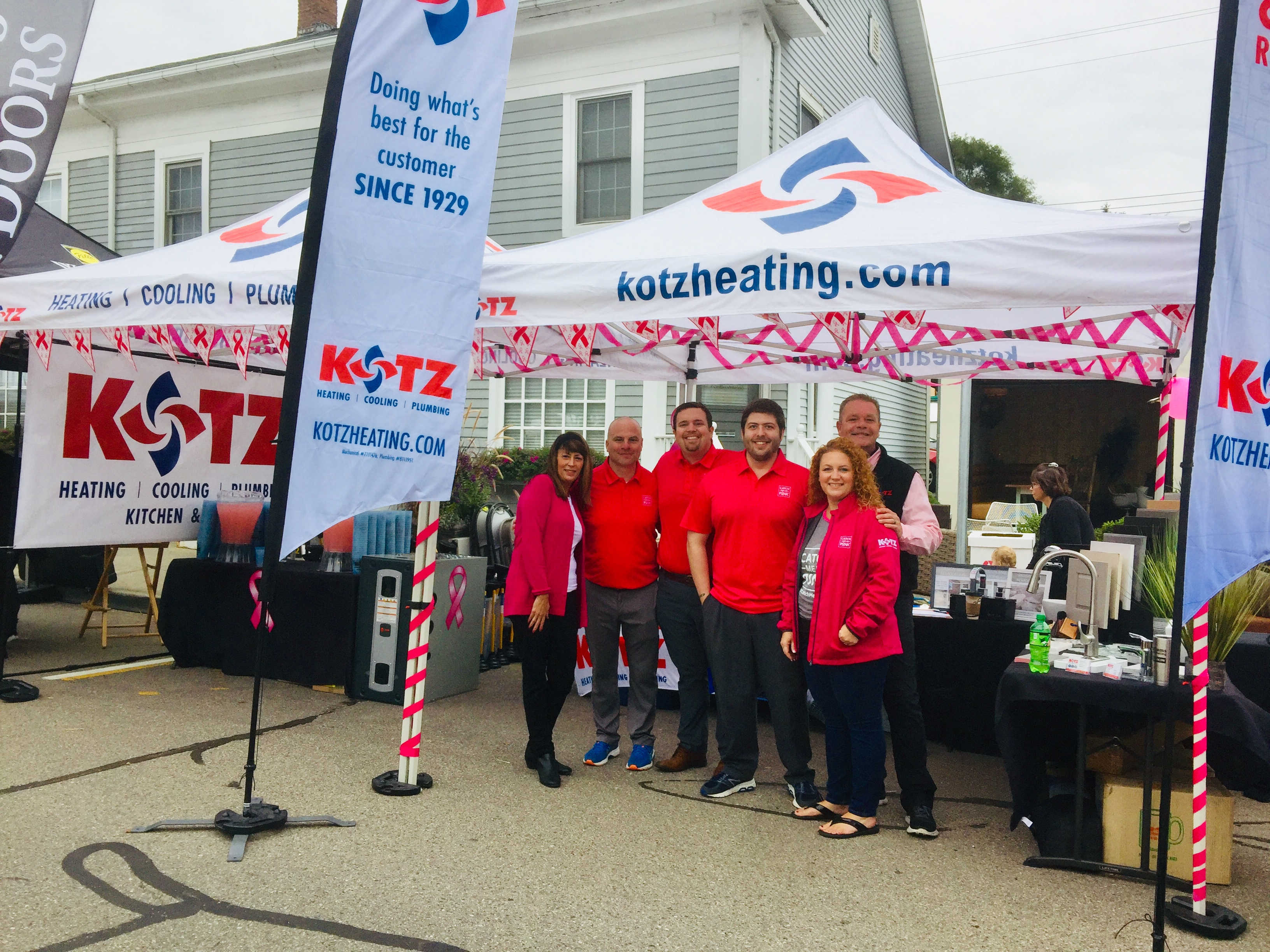 Kotz Heating Cooling And Plumbing Clarkston Area Chamber Of